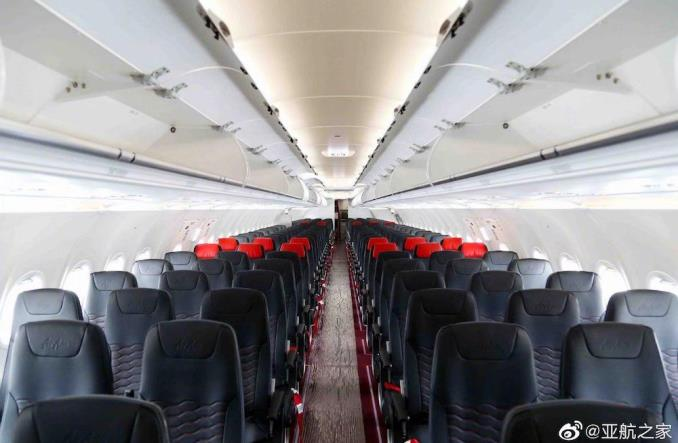 AirAsia odebrała pierwszego A321neo (Zdjęcia)