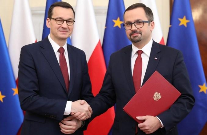 Marcin Horała powołany na pełnomocnika rządu ds. CPK