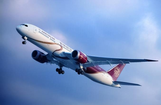 Juneyao Air z europejską ofensywą. Dublin, Ateny, Manchester, Islandia