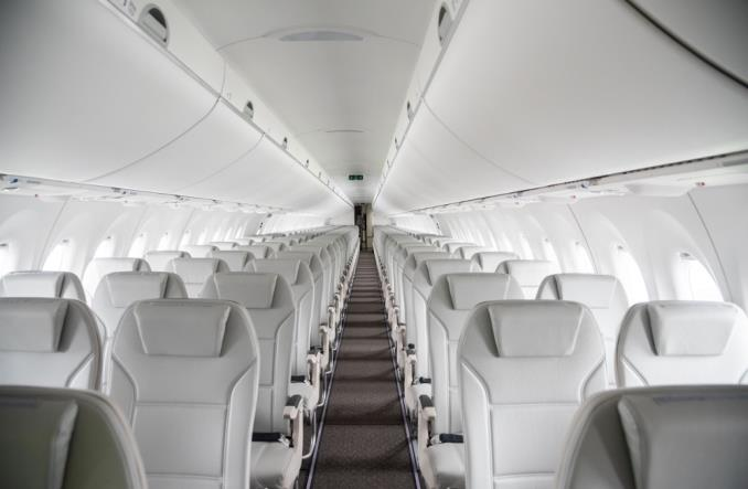 Airbus świętował dostawę setnego samolotu A220 (Zdjęcia)
