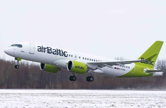 airBaltic uruchomi nową trasę do Jekaterynburga