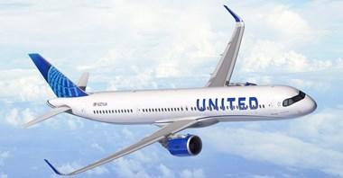 United Airlines zastępuje Boeinga 757 Airbusem A321XLR