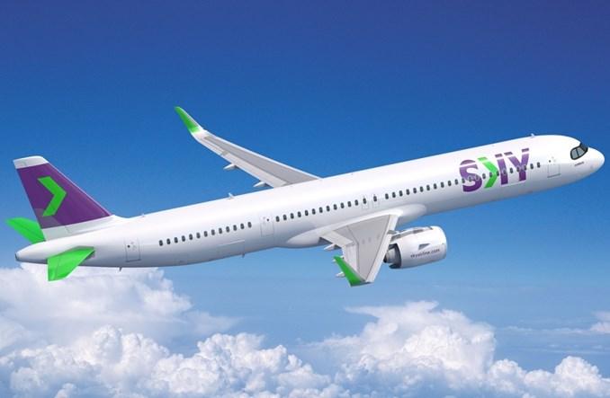Chilijska Sky Airline zamówiła 10 A321XLR