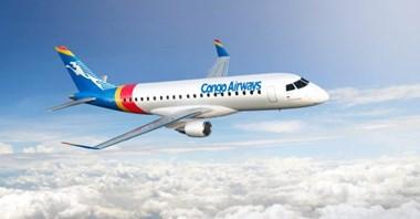 Congo Airways kupi dwa E175