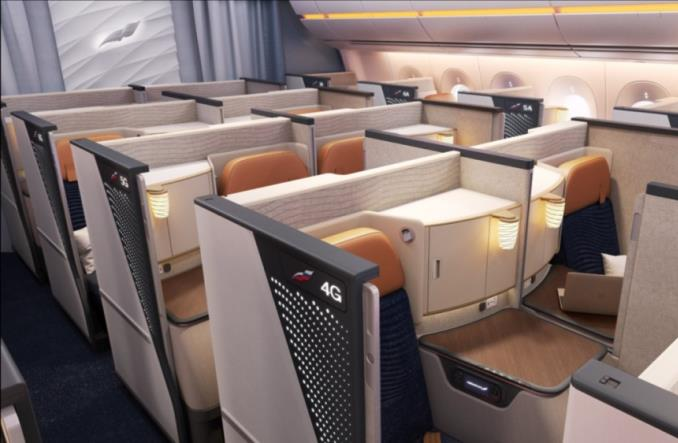 Aerofłot: Pierwszy A350 w odświeżonych barwach (ZDJĘCIA)