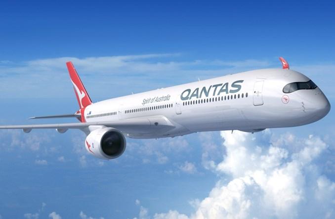 Qantas: A350 wybrany jako preferowany samolot dla projektu Sunrise