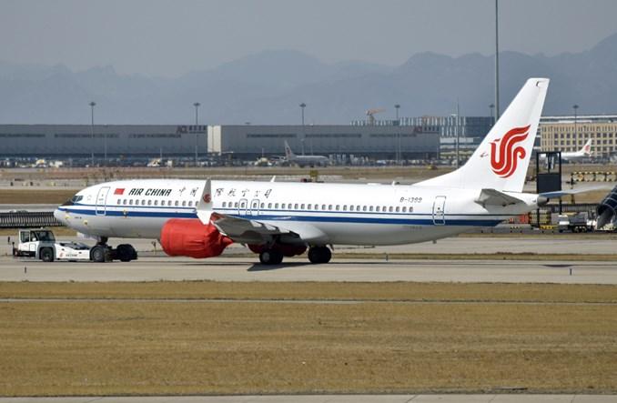 Chiny nie chcą już zagranicznych pilotów boeingów 737