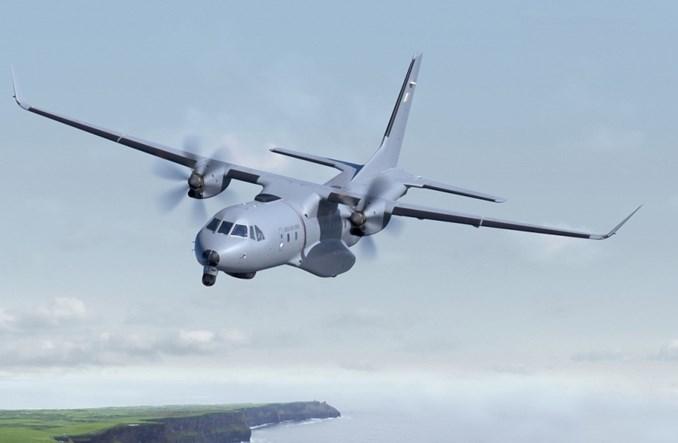 Czechy oraz Irlandia zamawiają airbusy C295 CASA