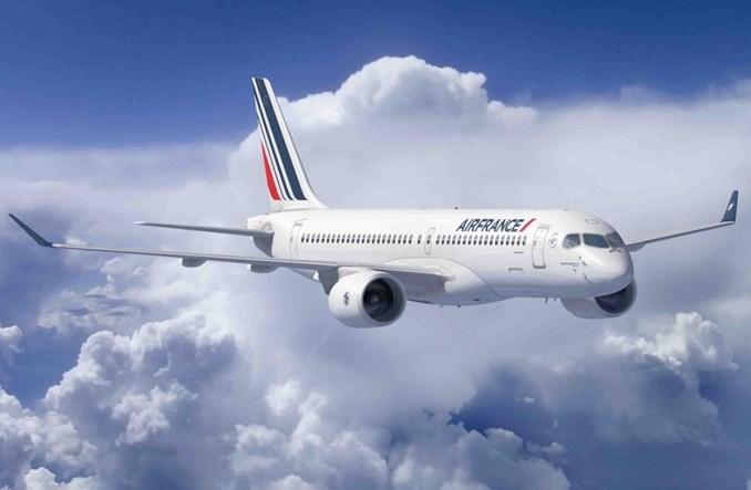 Air France potwierdza zakup 60 airbusów A220-300