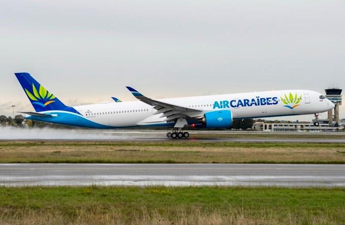 Air Caraibes odebrały pierwszego airbusa A350-1000