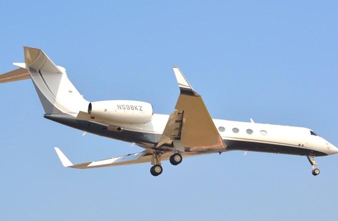 Europa Środkowa z coraz większą flotą samolotów biznesowych