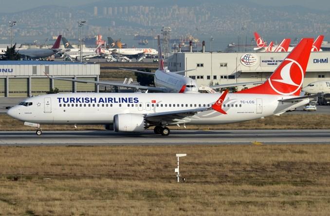 Turkish Airlines porozumiały się z Boeingiem w sprawie odszkodowań za MAX-y