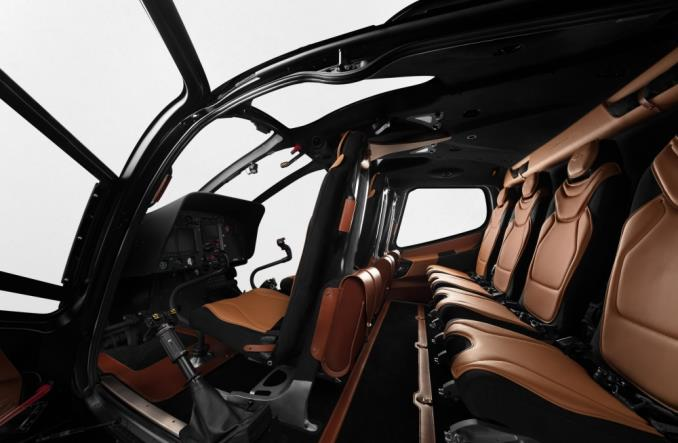 Airbus Helicopters i Aston Martin pokazały specjalną wersję ACH130