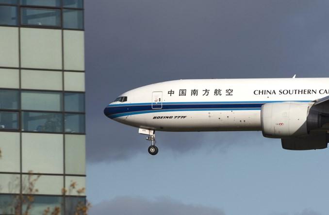 China Southern wzorem innych chińskich przewoźników wyzbywa się działalności cargo