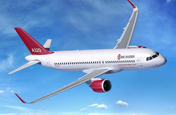 BOC Aviation zamawia kolejnych 20 A320neo