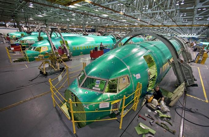 Zwolnienia u podwykonawcy Boeinga