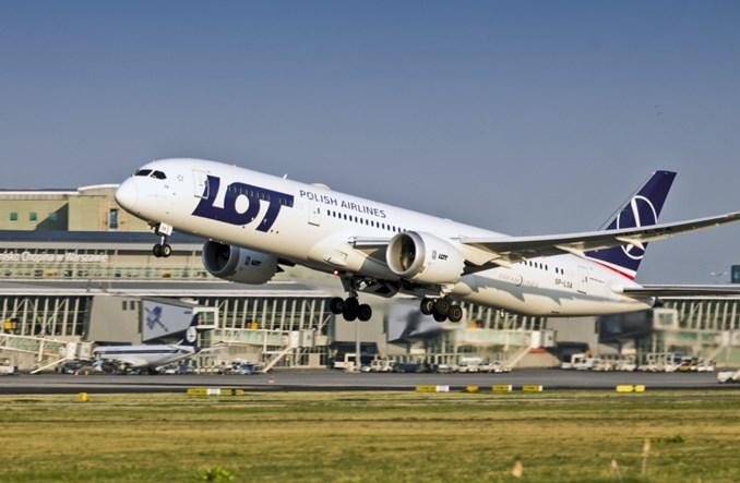 LOT zwiększy częstotliwość lotów do Delhi