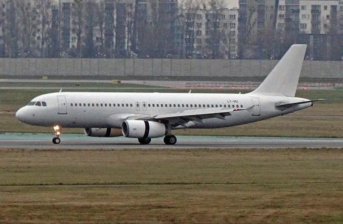 LOT: A320 od Avion Express już w Warszawie