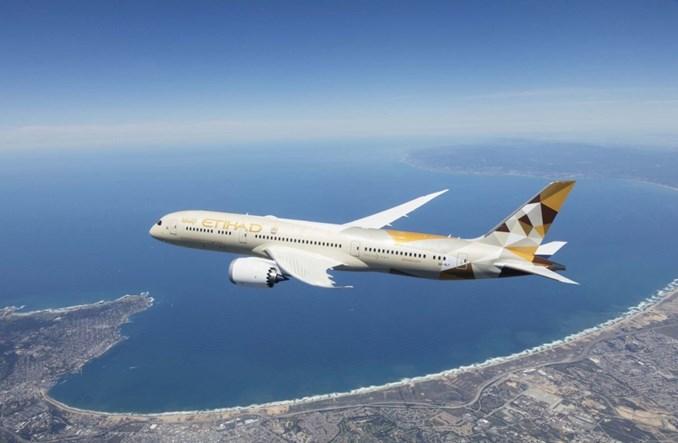 Etihad Airways: Pierwszy samolot z ZEA wylądował w Izraelu