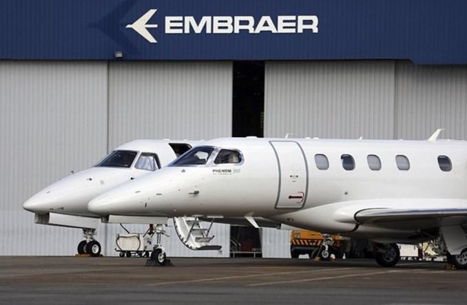 Embraer obwinia Boeinga za spadek dostaw odrzutowców