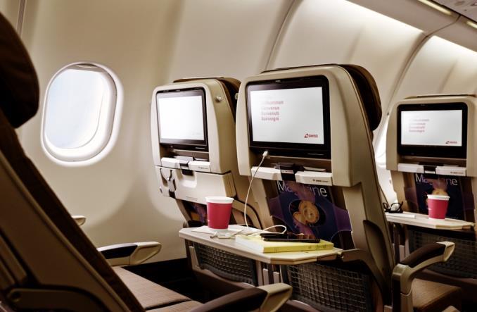 Zmodernizowane A340 Swiss [ZDJĘCIA]