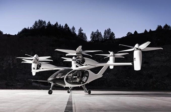 Toyota i Joby Aviation stworzą miejską latającą taksówkę