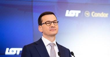 Morawiecki: Przejęcie Condora to dowód siły polskiej gospodarki