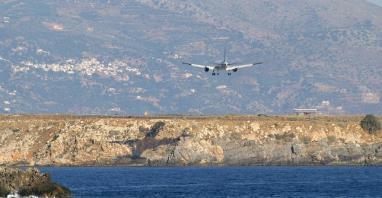 Grecja z pożyczką w wysokości 180 mln euro na sfinansowanie nowego lotniska