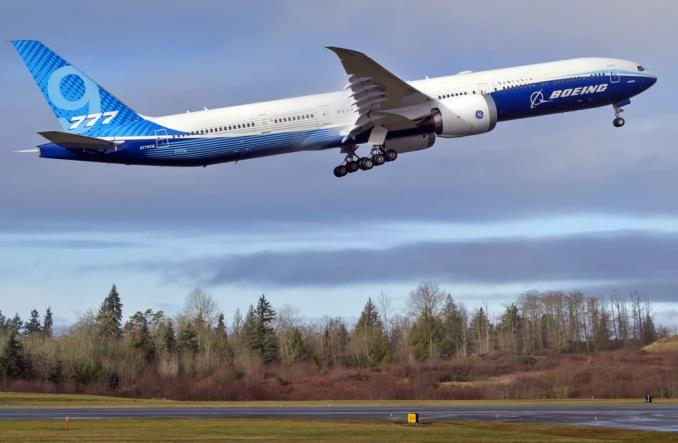 Wietnamskie Bamboo Airways zamówią 12 Boeingów 777X