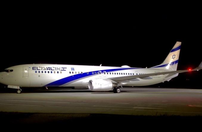 Bydgoszcz: Wystartował pierwszy samolot czarterowy do Izraela