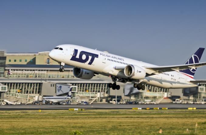 KPRM: Wszystkie samoloty LOT-u wyposażone w termometry