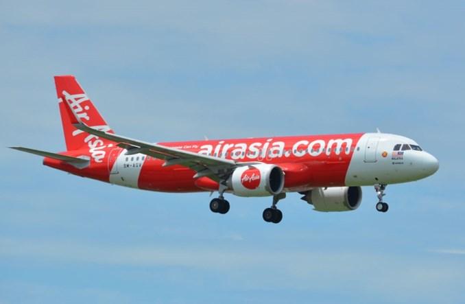 Kłopoty AirAsia po sprawie o korupcję Airbusa