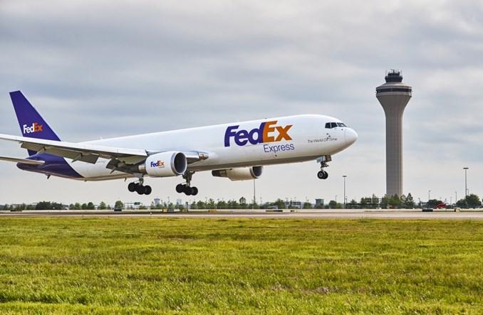 FedEx Express zainwestuje 30 mln euro na lotnisku de Gaulle'a
