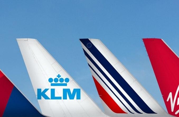 Partnerstwo Air France, KLM, Delta i Virgin Atlantic