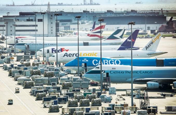 Największe lotniska cargo. Dominacja Azji i USA. Europa w odwrocie