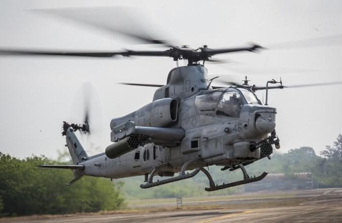 PGZ i Bell chcą razem dostarczyć Polsce śmigłowiec szturmowy