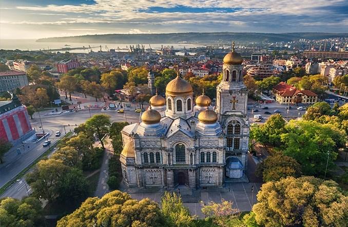 Port Lotniczy Łódź: Warna ósmym wakacyjnym kierunkiem