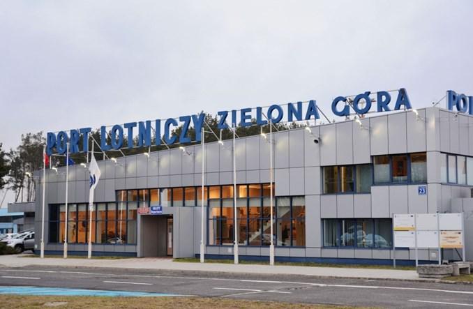Port Zielona Góra-Babimost otwarty od 18 maja