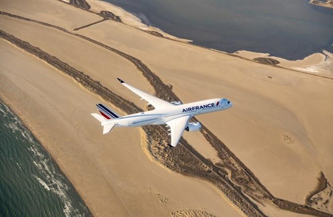 350. Airbus A350 będzie latał w barwach Air France