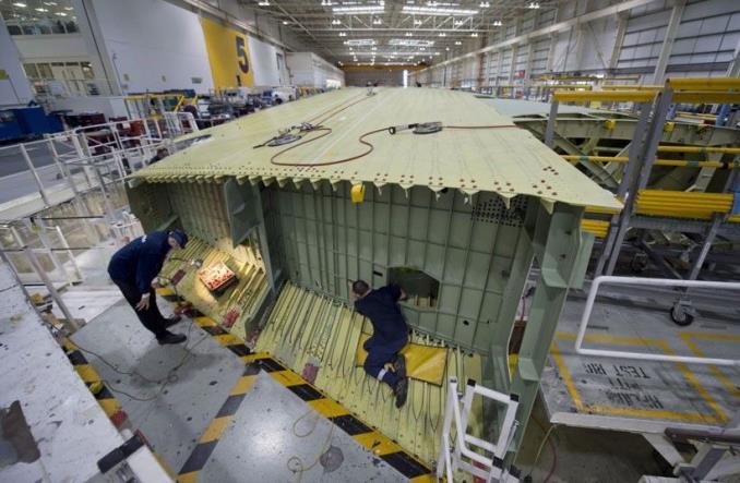Airbus UK wyprodukował ostatnie skrzydła dla A380