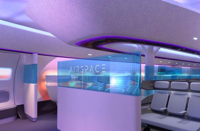 Maveric czyli latające skrzydło od Airbusa [wizualizacje]