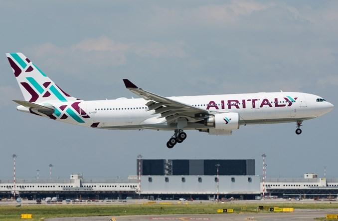 Air Italy w likwidacji mimo wsparcia Qatar Airways