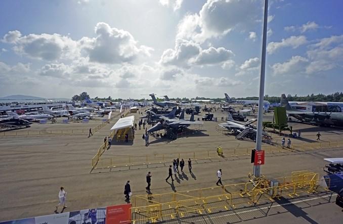 Wystartował Singapore Airshow 2020. Pierwsze zamówienia