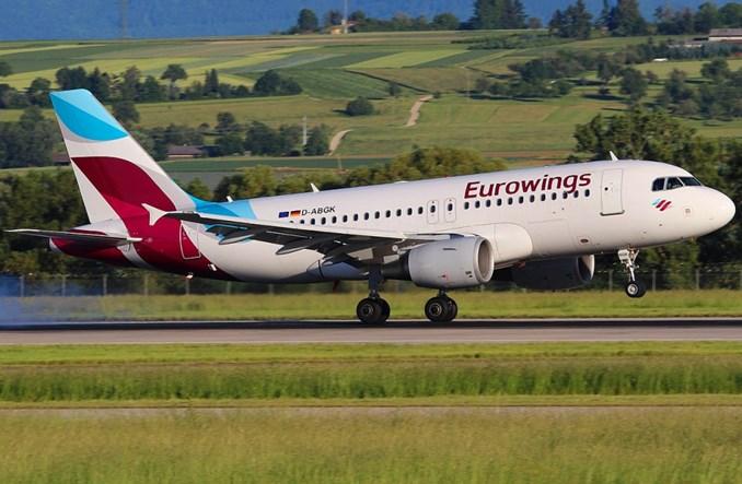 Eurowings poleci z Lublina do Kolonii
