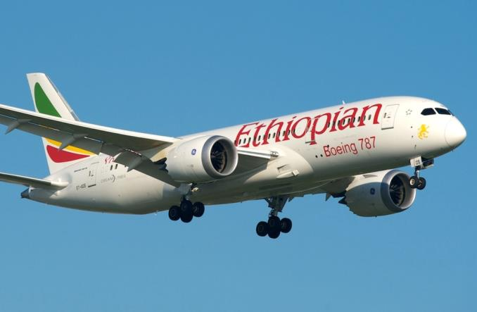 """""""To byłoby niemoralne"""". Wbrew naciskom Ethiopian Airlines nie zawieszą lotów do Chin"""