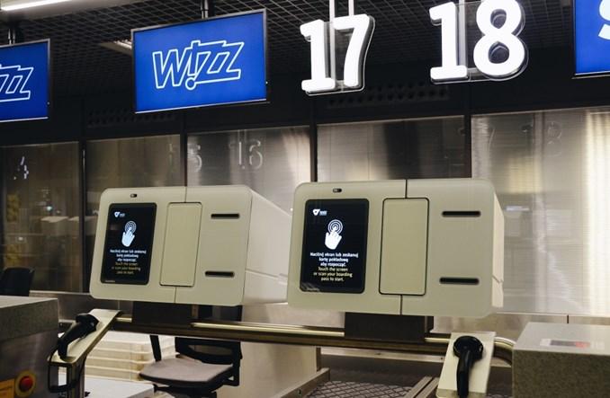 Kraków Airport wprowadza samodzielne nadawanie bagażu