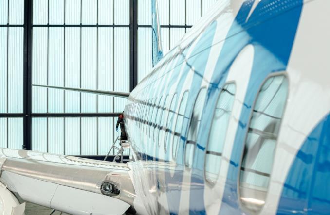 LOTAMS: Trzeci przegląd samolotu linii Air Europa