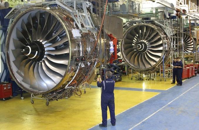 Rolls-Royce z pożyczką w wysokości 2 miliardów funtów