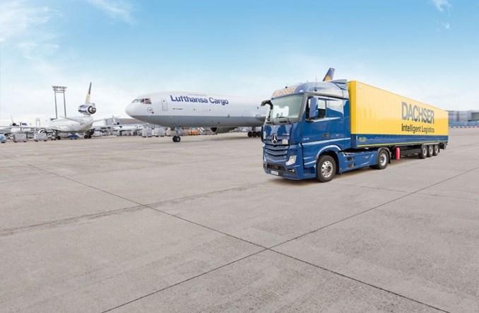 Dachser ze specjalnymi czarterami cargo do Chin