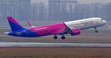 Wizz Air: 2,95 mln pasażerów i niemal 119 mln euro kwartalnej straty
